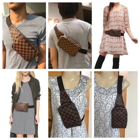 012a3369c920 Louis Vuitton Handbags - Louis Vuitton bum bag Fanny pack waist belt bag